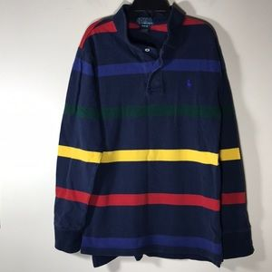 Polo Ralph Lauren Long-sleeve polo shirt boy 10/12
